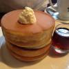 話題の星乃珈琲へ行って「窯焼きスフレパンケーキ」を食べて来たよ。
