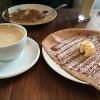 公園の近くにある、オシャレなカフェ「green café/グリーンカフェ」に行って来たよ。