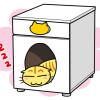 保冷剤で涼しいニャ!とってもECOな「オアシス 縦置き型 ペットハウス」