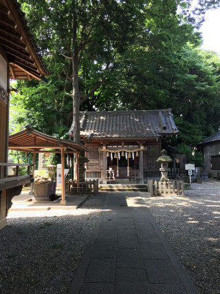 学生の街、江古田にある「浅間神社」に行ってきたよ
