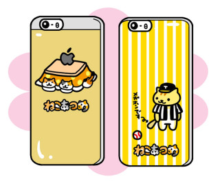 あの人気アプリ「ねこあつめ」のiPhoneカバーなのニャ!癒されるカバーだにゃ〜♡